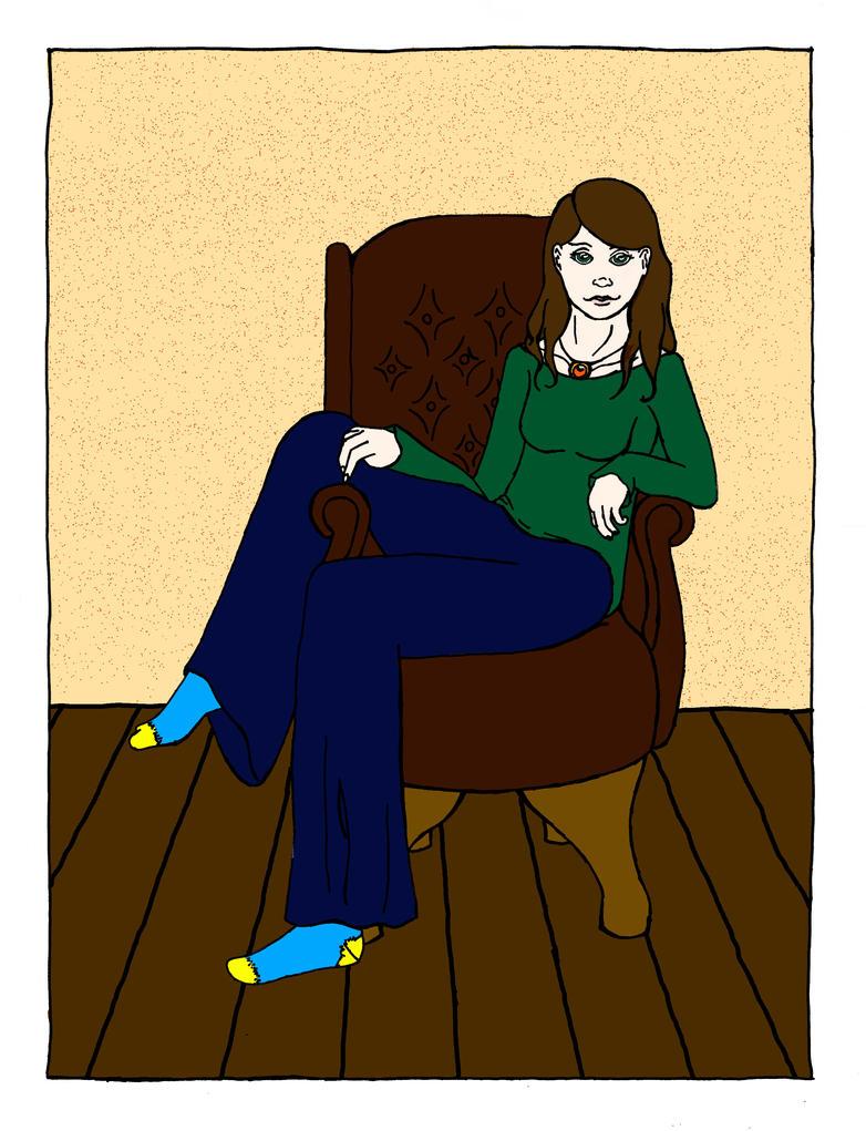 Birdie Mackensie... by AndreaHarper