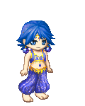 Sapphire the genie by TheBigMan0706