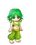 Emerald the genie by TheBigMan0706