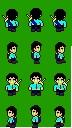 Darz RPG sprite by TheBigMan0706