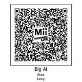 Big Al QR code by TheBigMan0706