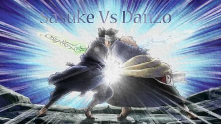 SasukevsDanzo by nuro0o