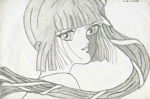 Vampire Princess Miyu I by meliadoul-lopec