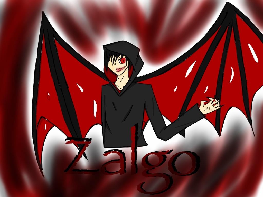 Zalgo (Human form) by Redanimecat on DeviantArt