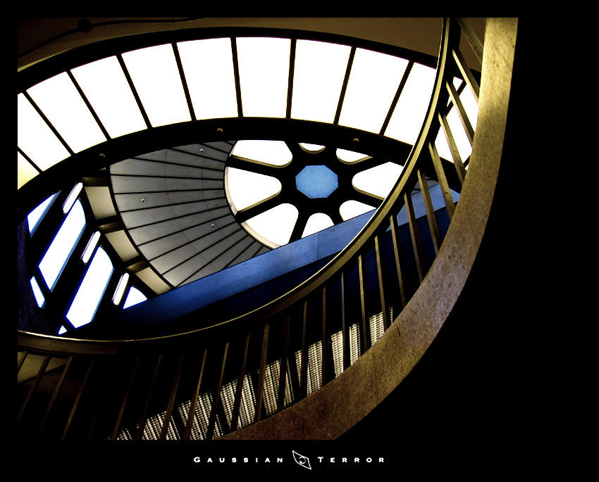 Upward Spiral by gaussianterror