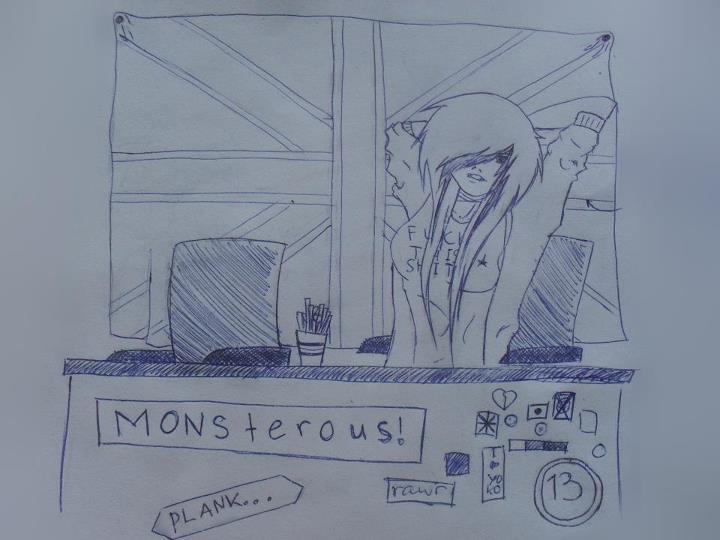 a sketch o.o by 8melancholy-girl8