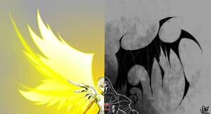 Reaper/Mercy-Overwatch