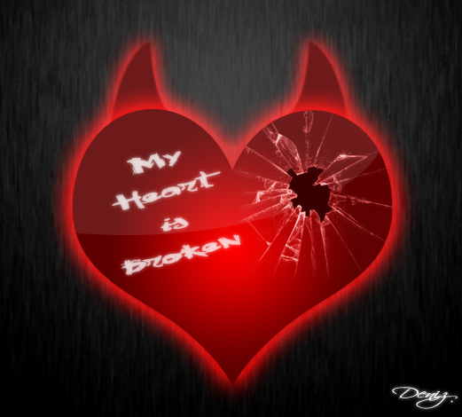 My Heart Is Broken By BaNNed X