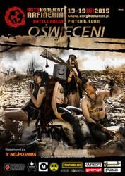 Rafineria 2015 poster 2 by utarefsonsan