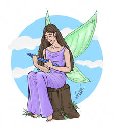 Music Fairy (Color)