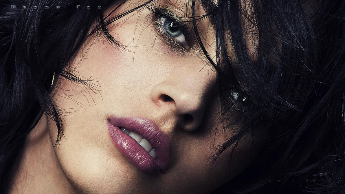 Megan Fox HD by Lumir79