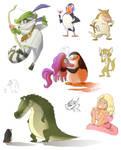 PoM doodles
