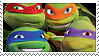 2012 TMNT stamp by CandleBell