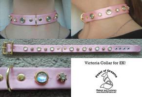 Collar For EK by theassassinnox