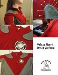 Galaxy Quest Styled Uniform
