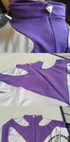 Purple Galaxy Quest Uniform