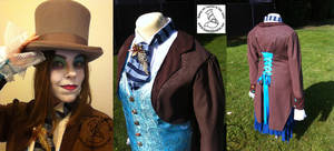 Lady Hatter Coat