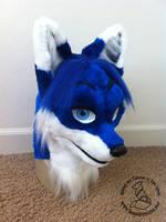Mark the Blue Fox