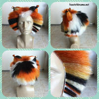 Rumpleteazer Wig- fake hair by theassassinnox