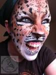 Leopard hiss