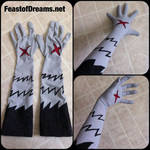 Red X Gloves