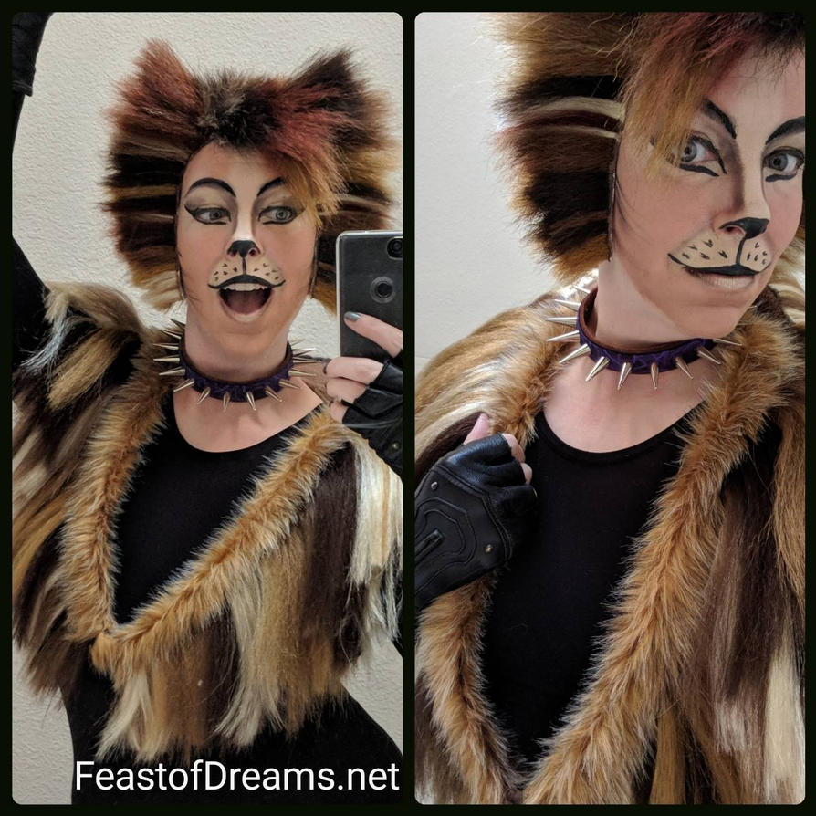 Rum Tum Tugger Modeled by theassassinnox