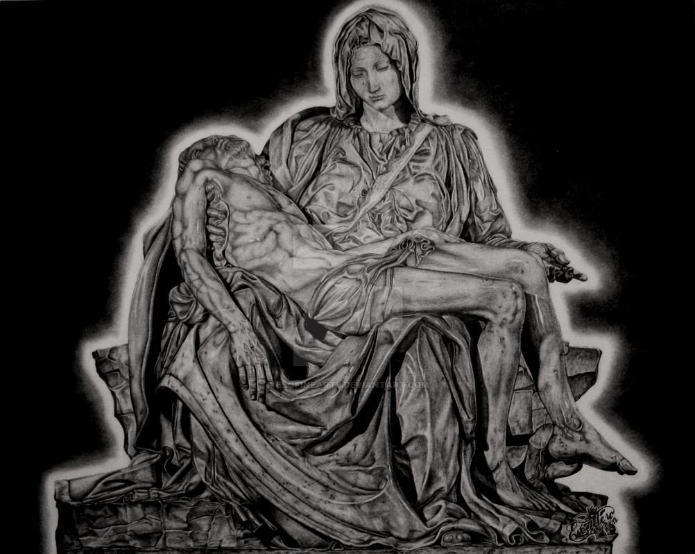 Pieta... by ESQFineArts