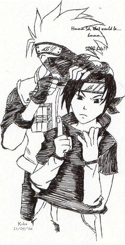 5k kiriban drawing for ladyjag by iruka