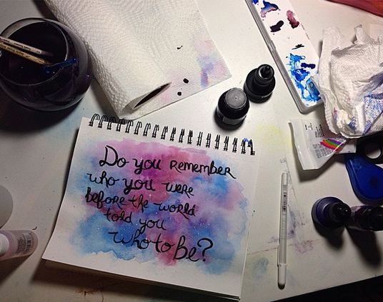 Do you remember? by BrunettePanda
