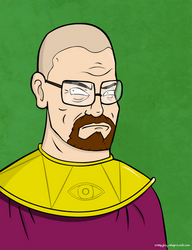 Breaking Bad: Ozymandias by creepyboy