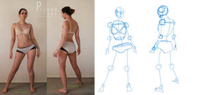 Character Design: Gesture Drawing by fakindobby