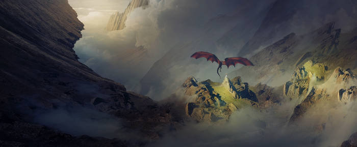 Safe place by Jessica-Rossier