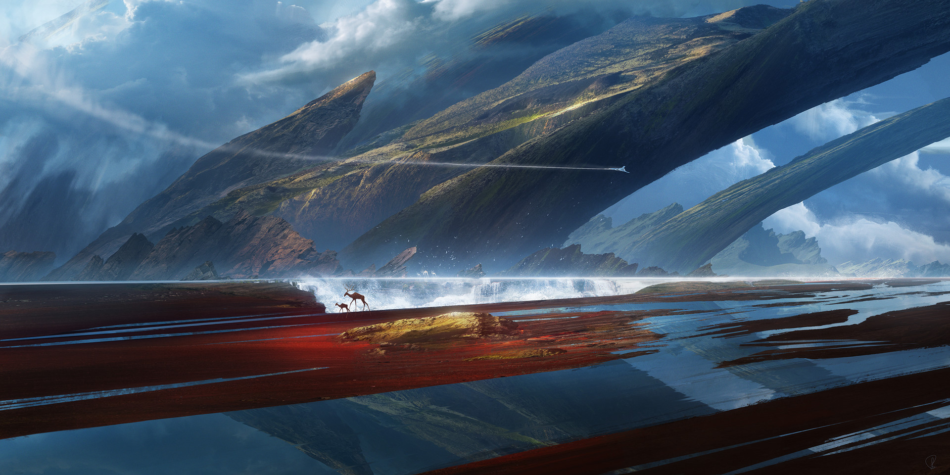 Lostland by Jessica-Rossier