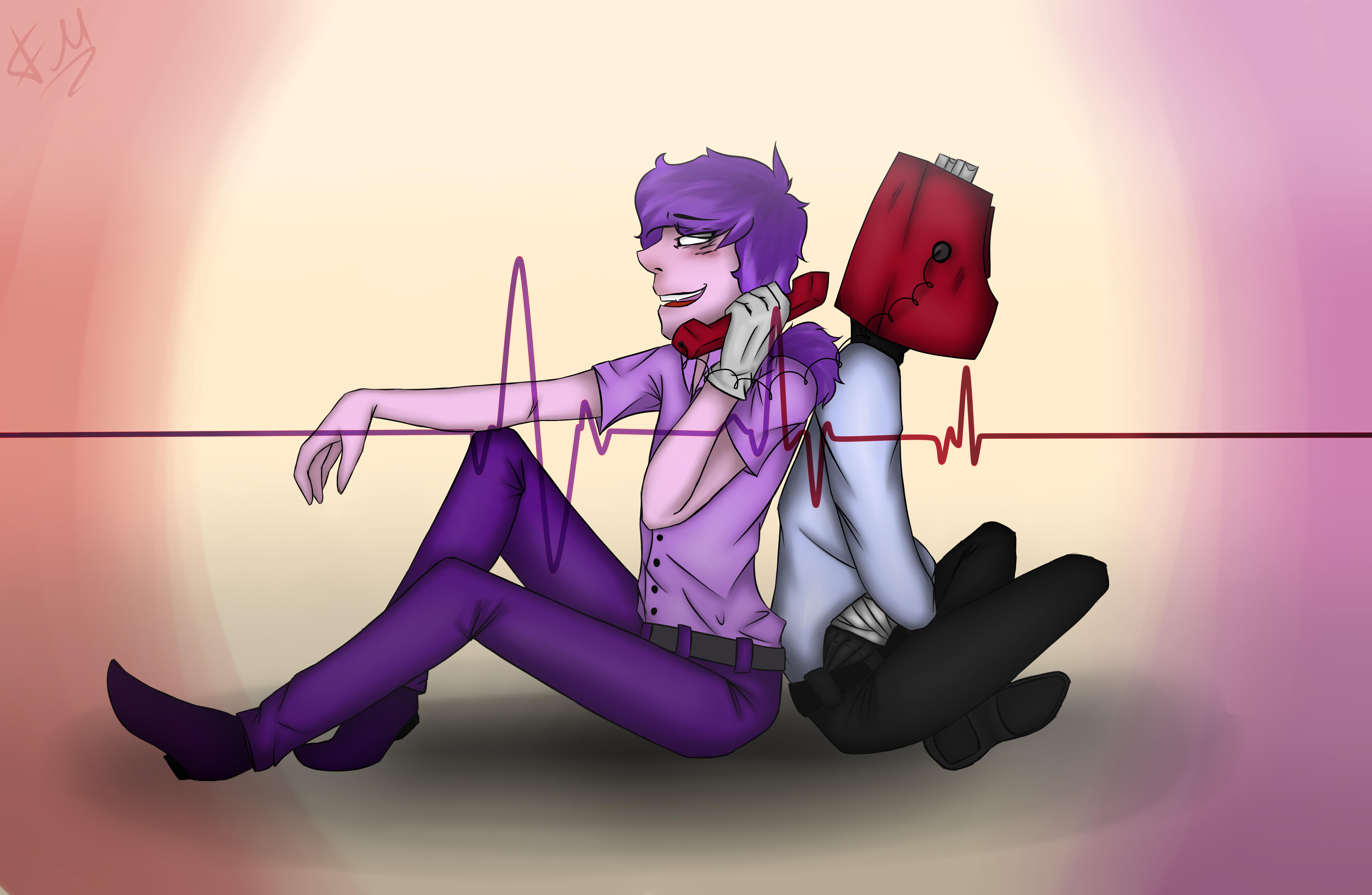 Purple guy fnaf xxx softcore movie