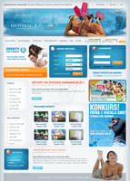 CMS Layout - Sea Vacation by wiz24