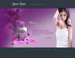 Perfume Store Home Page by wiz24