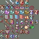 rpg items by jetryl
