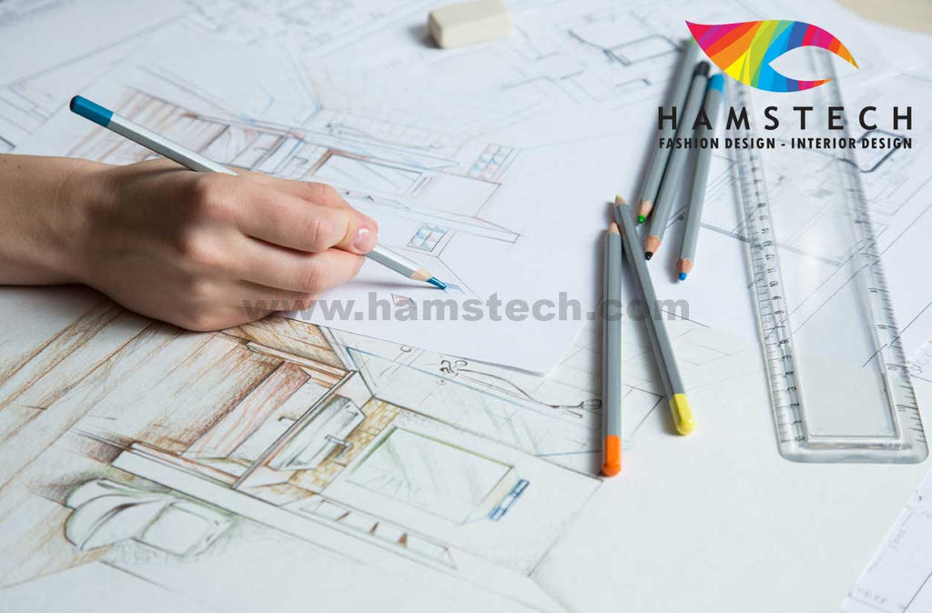 best interior designing college in india by hamstech