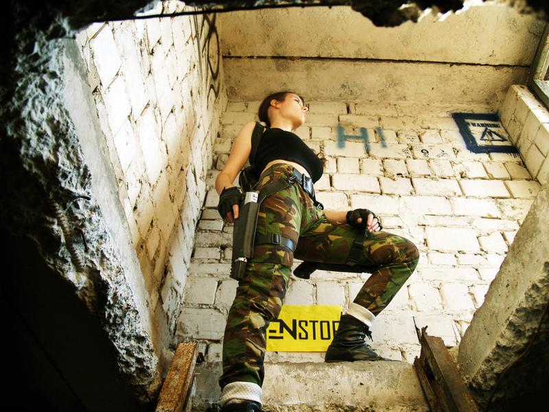 Lara Croft AOD - stop by TanyaCroft