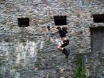 Lara Croft - Jump