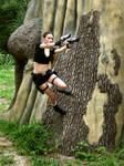 Lara Croft - Gravitation