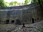 Lara Croft - ruins of theatre