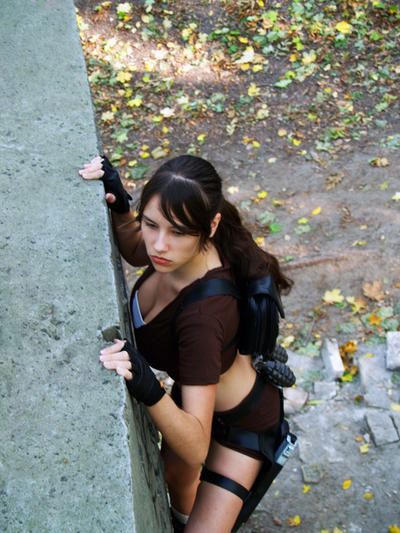 Lara Croft TombRaider Cosplay by TanyaCroft