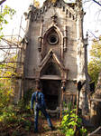 Lara Croft - chapel