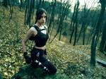 Lara Croft - autumn