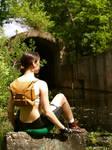 Lara Croft -  Stalin's tunnel