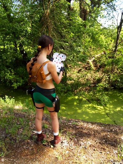 Tomb Raider - Crash Site by TanyaCroft