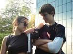 Lara and Kurtis
