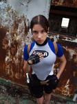 Lara Croft SOLA wetsuit