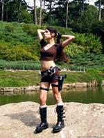 Lara Croft Tomb Raider: Legend by TanyaCroft